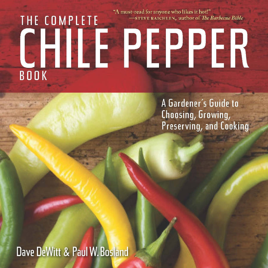 Cover of The Complete Chile Pepper Book