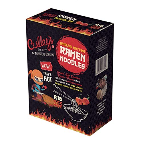 World's Hottest Romen Noodles