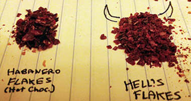 Hell Flakes - A Pepper Blend for Every Chilehead's Spice Rack