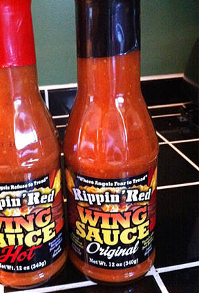 Rippin' Red Wing Sauce - Original