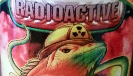 Iguana - Radioactive Atomic Pepper Suace