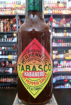TABASCO® Hot Habanero Sauce