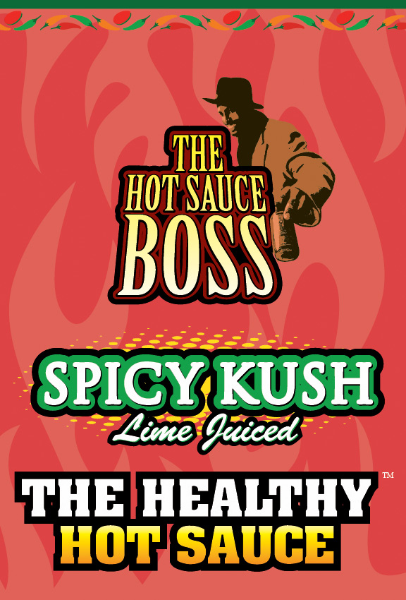 The Hot Sauce Boss - Spicy Kush