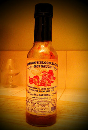 Dragon's Blood Elixir