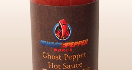 Ghost Pepper World - Ghost Pepper Hot Sauce