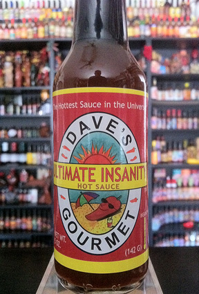 Dave's Gourmet - Ultimate Insanity Hot Sauce