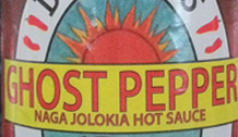 Dave's Gourmet - Ghost Pepper Naga Jolokia Hot Sauce