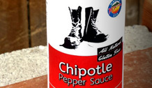 A Kick in the Boots - Chipotle Pepper Sauce