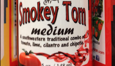 Jehu Hot Sauce - Smokey Tom: Medium