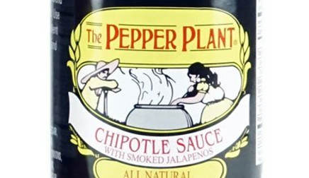 The Pepper Plant - Chipotle Pepper Hot Sauce