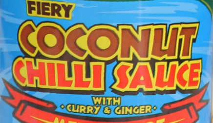 Byron Bay - Fiery Coconut Chilli Sauce