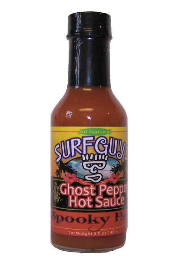 Surfguys - Ghost Pepper Hot Sauce