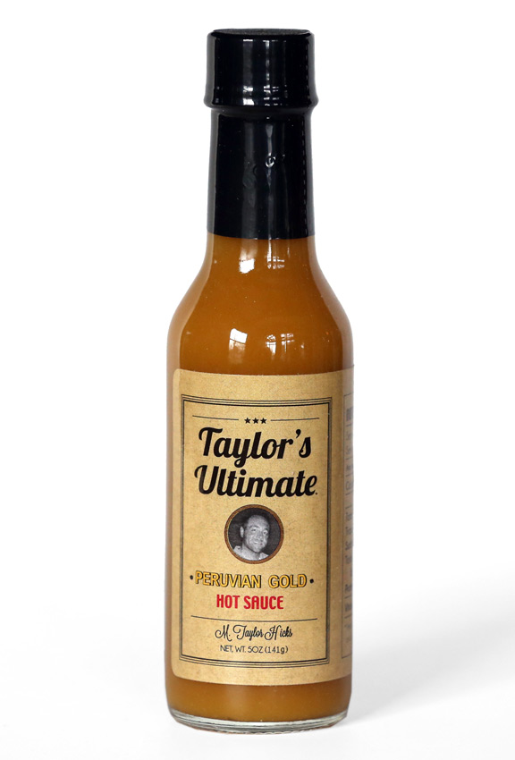 Taylor's Ultimate - Peruvian Gold Hot Sauce