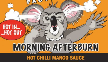 Chilli Factory - Morning Afterburn
