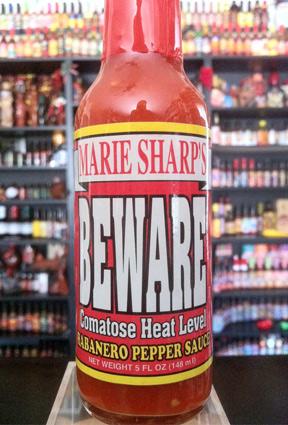 Salsa Delicadeza caliente del DIABLO ! - Página 25 Marie_sharp_beware_heat_chilli_sauce