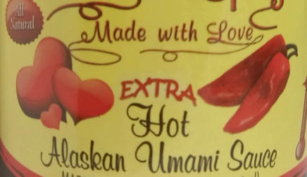 Sweet & Spicy - Hot Alaskan Umami Sauce