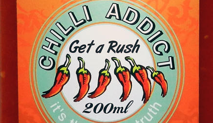 Chilli Addict - Bird's Eye Chilli Sauce