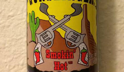 Arizona Gunslinger - Smokin' Hot Chipotle Habanero Pepper Sauce