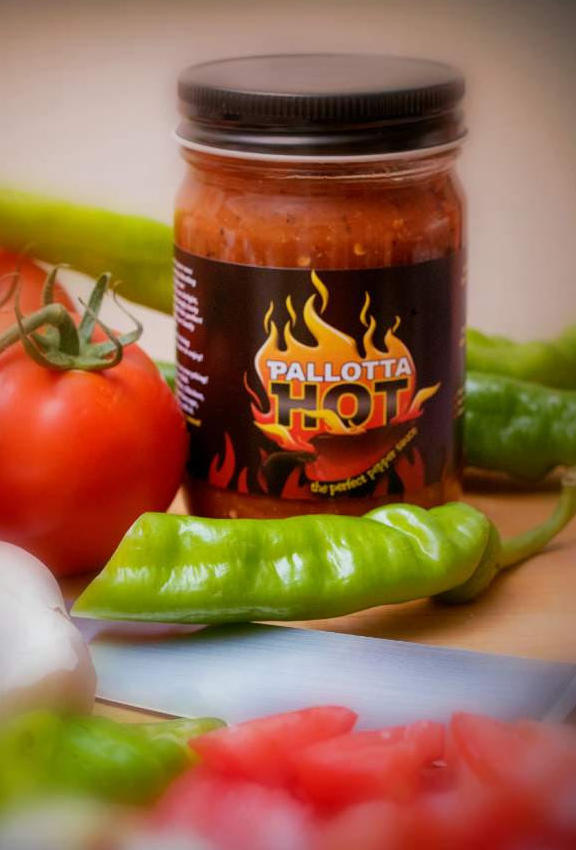 PallottaHot - Hot Pepper Sauce