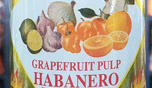 Marie Sharp's - Grapefruit Pulp Habanero Hot Sauce
