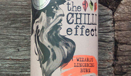 the CHILLI effect - Wizard's Lingering Burn