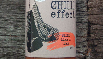 the CHILLI effect - Sting Like a Bee