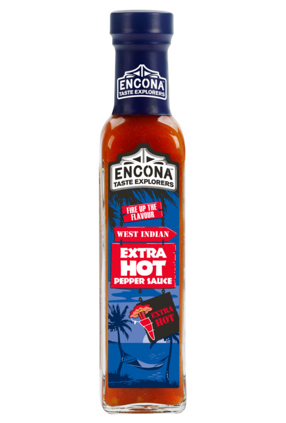 Encona - West Indian Extra Hot Pepper Sauce