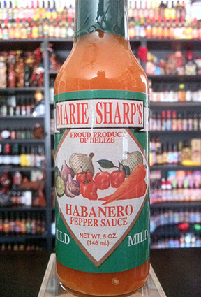 Marie Sharp's - Mild Habanero Pepper Sauce