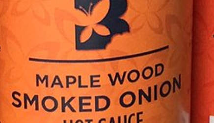 Butterfly Bakery - Maple Wood Smoked Onion Hot Sauce