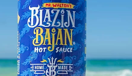 Mr. Walton's Blazin Bajan - Hot Gurl