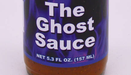 Scotty O'Hotty - The Ghost Sauce