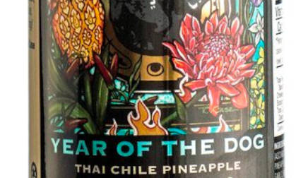Lucky Dog - Year of the Dog: Thai Chile Pineapple