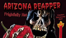 Arizona Spice Co. - Reapper Sr. Hot Sauce