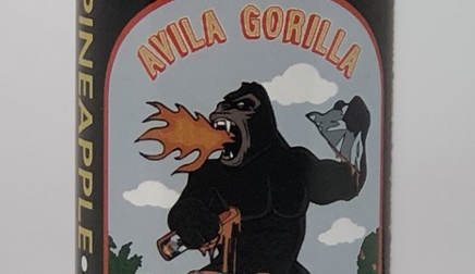 Avila Gorilla - Pineapple Mango Hot Sauce