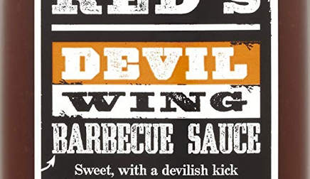 Red's - Devil Wing Barbecue Sauce