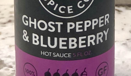 Bravado Spice - Ghost Pepper & Blueberry