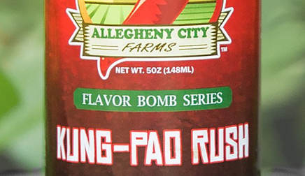 Allegheny City Farms - Kung-Pao Rush: Oak Barrel Aged Edition