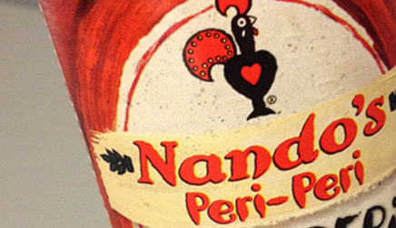 Nando's - Hot Peri Peri Pepper Sauce