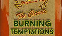 Burning Desire - Burning Temptations: Chipotle Hot Sauce