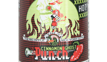 Hell's Kitchen - Cinnamon Ghost Punch