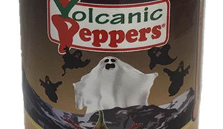 Volcanic Peppers - Scott's Scorchin' Ghost Pepper Sauce