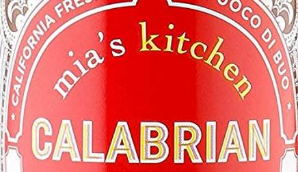 Mia's Kitchen - Calabrian Pepper Hot Sauce