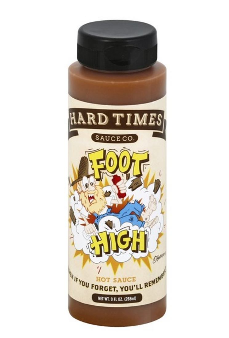 Hard Times Sauce Co. - Foot High