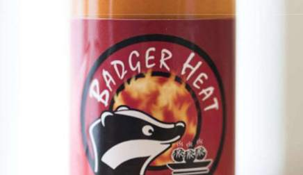HungryBadger Cafe - Badger Heat
