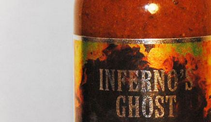 Manofuel - Inferno's Ghost Hot Sauce
