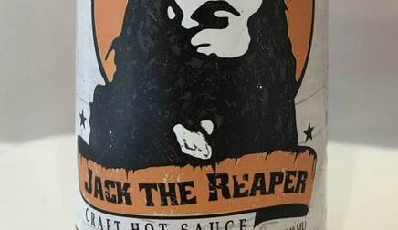 Gemini Crow Hot Sauce - Jack The Reaper
