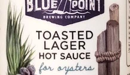 Queen Majesty - Blue Point Toasted Lager Hot Sauce