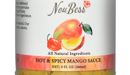 NouBess - Hot and Spicy Mango Sauce