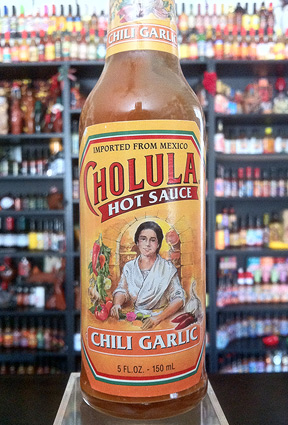 Cholula - Chili Garlic Hot Sauce